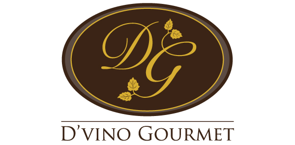 Logotipo D'vino Gourmet