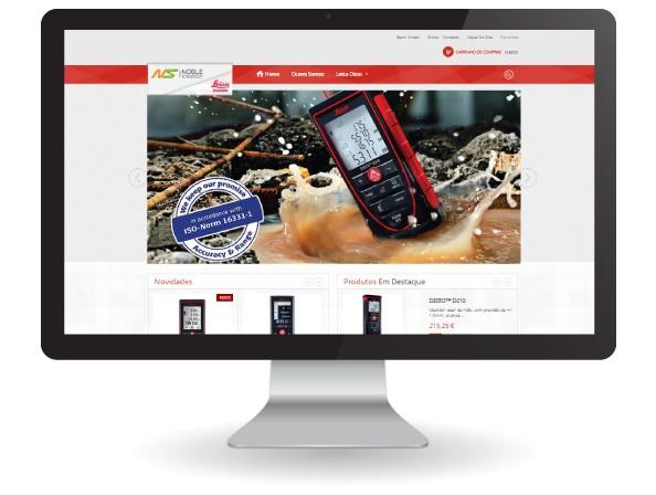 Loja Online Leica NS Store
