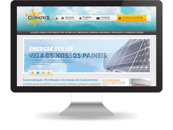 Website Climatrix