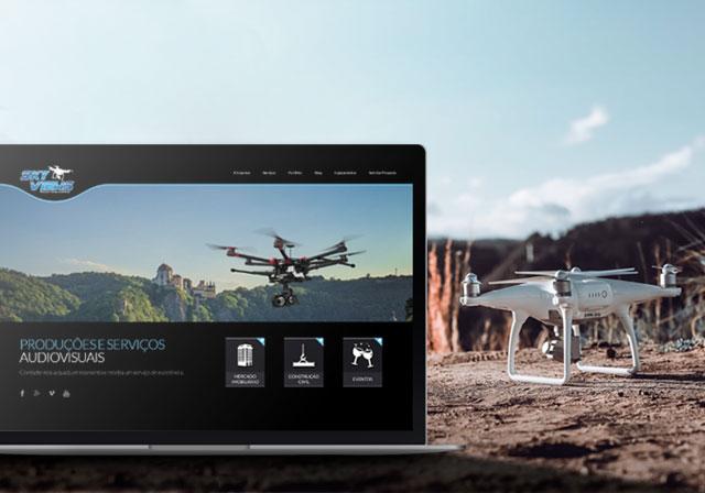 website sky views